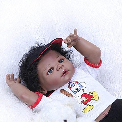 Icradle 23 Quot 57cm Reborn Toddler Dolls Full Body Soft Vinyl