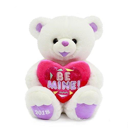 Valentines Day Gift Plush Teddy Bear 2020-21 White