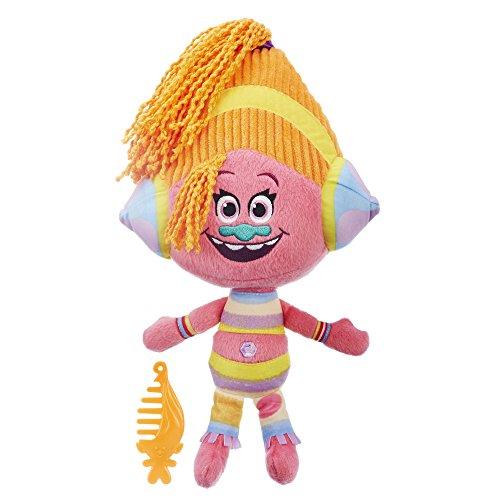 DreamWorks Trolls DJ Suki Talkin' Troll Plush Doll