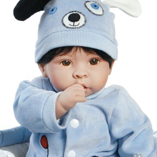 Paradise Galleries Reborn Baby Boy Doll Finn Amp Sparky 18