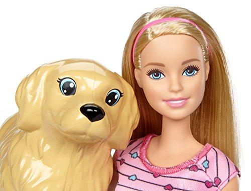 Barbie Newborn Pups Doll