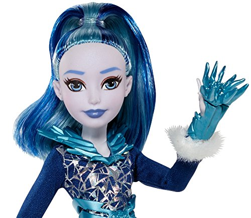 Frost Action Doll