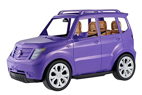 Barbie SUV Vehicle, Purple