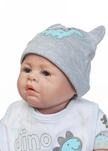 Zero Pam 20 Inch 50cm Realistic Looking Lifelike Baby Boy